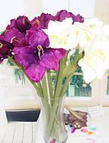 Недорогие -Искусственные Цветы 3 Филиал Стиль / Деревня Орхидеи Корзина Цветы