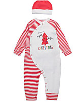 cheap -Baby Unisex Striped Long Sleeves Overall & Jumpsuit