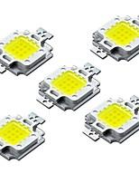 abordables -ZDM® 5pcs LED haut potentiel Accessoire d'ampoule Puce LED Aluminium / Fil d'or pur LED pour le projecteur de lumière d'inondation de LED