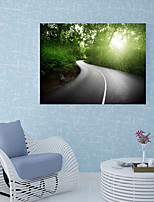 abordables -Autocollants muraux décoratifs / Autocollants de frigo - Autocollants muraux 3D Paysage / A fleurs / Botanique Salle de séjour / Chambre