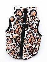 economico -Prodotti per cani / Prodotti per gatti / Animali domestici Vestiti invernali Abbigliamento per cani Tinta unita / Con stampe / Camouflage