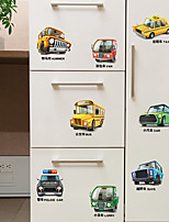cheap -Decorative Wall Stickers - Plane Wall Stickers Transportation Living Room / Bedroom / Bathroom