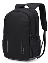 "cheap -Nylon Solid Colored Backpacks 17"" Laptop / 15"" Laptop"