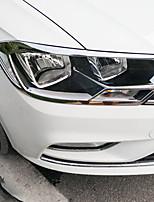 economico -2pcs Auto Coprisedili per auto Lavoro Incolla il tipo For Luci frontali For Volkswagen Bora 2016 / 2017