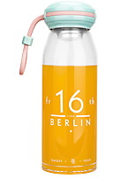 cheap -Drinkware High Boron Glass Glass / Tumbler Portable / Heat-Insulated 1pcs