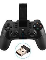 abordables -ZM-X6 Sans Fil Manette de contrôle de manette de jeu Pour Android / Polycarbonate / iOS, Bluetooth Manette de contrôle de manette de jeu