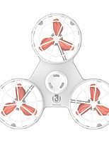 abordables -RC Drone Flying Figet Spinner BNF 3 Axes 2.4G Quadri rotor RC avec capteur tactile