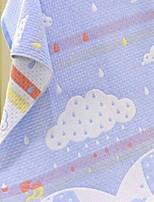 Недорогие -Высшее качество Банное полотенце, Однотонный / Простой / геометрический Полиэстер / Хлопок 1 pcs