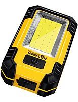 abordables -Emergency Lights Lanternes & Lampes de tente LED 500lm Antichocs / Imperméable / Durable Camping / Randonnée / Spéléologie / Pêche Noir /