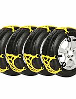 abordables -12 pcs Voiture Chaînes à neige Business Type de boucle For Roue de voiture For General Motors General Motors Toutes les Années