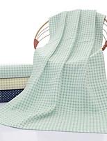abordables -Qualité supérieure Serviette, Points Polka Mélangé polyester / coton / Pur coton 1 pcs