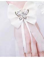 cheap -Wedding Flowers Wrist Corsages Wedding / Event / Party Silk 0-10 cm