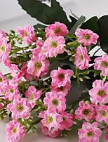 Недорогие -Искусственные Цветы 1 Филиал Свадьба Ромашки Букеты на стол