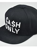 cheap -Unisex Denim Baseball Cap - Solid Colored / Spring