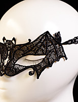 cheap -Halloween Mask / Halloween Prop / Halloween Accessory New Design / Sexy Lady / Exquisite Classic Theme / Holiday / Fairytale Theme