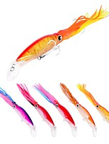 cheap -5pcs pcs Fishing Lures Hard Bait Plastic Outdoor Sea Fishing / Bait Casting / Lure Fishing