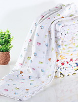 abordables -Qualité supérieure Serviette de bain / Essuie-mains, Motif Polyester / Coton 1 pcs