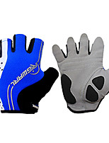 cheap -Sports Gloves Bike Gloves / Cycling Gloves Anti-Slip / Wearable / Breathable Mitts Cotton / Nylon Cycling / Bike Unisex