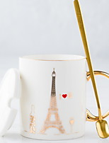 cheap -Drinkware Porcelain Mug Heat-Insulated Cute 1pcs