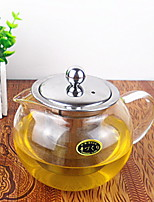 cheap -Glasses Heatproof 1pc Teapot