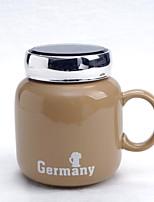 abordables -Drinkware Porcelaine Mugs à Café Tasse Athermiques 1pcs