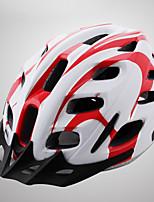 abordables -GUB® Niños Casco de bicicleta 25 Ventoleras CE Certificación Resistente a Golpes, Peso ligero, Visera extraíble EPS, ordenador personal Ciclismo / Bicicleta - Rojo / Azul / Rosa