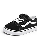 preiswerte -Mädchen Jungen Schuhe Leinwand Sommer Komfort Sneakers für Draussen Weiß Schwarz Rosa