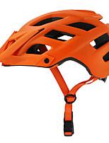 abordables -Casque de vélo 22 Aération CE Certification Équipement de Sécurité, Poids léger EPS Camping / Cyclisme - Adultes Orange / Vert / Bleu