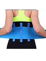 cheap -Tactical Belt / Lumbar Belt / Lower Back Support With 1 pcs Mixed Material Soft, Protection, Ultra Light (UL) Portable, Soft For Fitness
