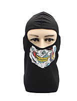 cheap -Pollution Protection Mask / Balaclava All Seasons Warm / Windproof / Sunscreen Camping / Hiking / Outdoor Exercise / Cycling / Bike Unisex