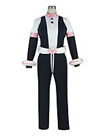cheap -Inspired by My Hero Academy Battle For All / Boku no Hero Academia Cosplay Anime Cosplay Costumes Cosplay Suits Other Long Sleeve Top /