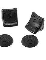 abordables -PS3 Sans Fil Protecteur de cas Pour Sony PS3 Portable Protecteur de cas Silicone 4pcs unité
