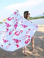 abordables -Qualité supérieure Drap de plage, Motif Polyester / Coton 1 pcs