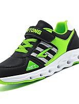 cheap -Boys' Shoes Rubber Spring Comfort Athletic Shoes for Light Grey / Black / Green / Royal Blue