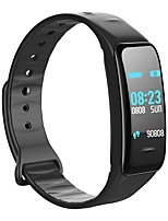 cheap -Smart Bracelet C1 PLUS for iOS / Android Blood Pressure Measurement / Pedometers / Calories Burned / Touch Screen / Water Resistant / Water Proof Pedometer / Call Reminder / Activity Tracker / Sleep