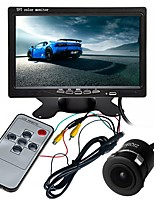 cheap -ZIQIAO 7inch TFT-LCD CCD Wired 170 Degree Car Rear View Kit Waterproof / LCD Screen / Multi-functional display for Car