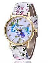 baratos -Mulheres Relógio Elegante Chinês Cronógrafo PU Banda Criativo / Fashion Marrom