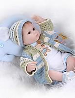 Недорогие -возрожденная кукла принцесса новорожденный / реалистичный / подарок унисекс