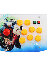 economico -K2A Con filo Controller di gioco Per Sony PS3 / Android / PC ,  Controller di gioco ABS 1 pcs unità