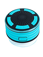 cheap -My Speakers Bluetooth Speaker Waterproof Bluetooth 4.0 USB Outdoor Speaker Gray Gray / White Orange and White Light Blue White / Blue