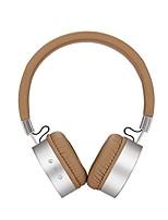 abordables -LH001 Cinta Sin Cable Auriculares Dinámica Aluminum Alloy / Cuero sintético De Videojuegos Auricular Estéreo Auriculares