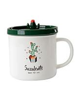 cheap -Drinkware Porcelain Mug Cute 1pcs