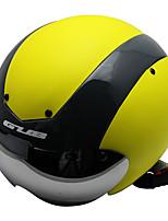abordables -GUB® Adultes Casque de vélo 13 Aération CE / CPSC Certification Résistant aux impacts, Réglable EPS, PC Cyclisme / Vélo - Orange / Jaune / Noir / Rouge