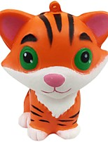 cheap -Squeeze Toy / Sensory Toy / Stress Reliever Tiger Stress and Anxiety Relief / Decompression Toys Others 1pcs Children's All Gift