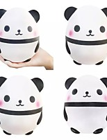 cheap -MINGYUAN Stress Reliever Panda Transformable / Decompression Toys / Lovely 1pcs All Gift