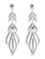 cheap -Women's Drop Earrings - Sweet, Fashion, Elegant Silver For Wedding / Party