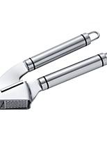 cheap -Kitchen Tools Stainless Steel Press Garlic Tool Garlic 1pc