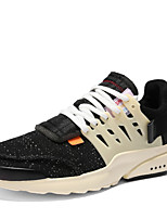 economico -Per uomo Scarpe A maglia Autunno Comoda Sneakers Bianco / Nero / Bianco / nero