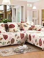 abordables -Housse de canapé Géométrique Imprimé Coton / Polyester Literie