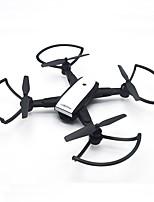 abordables -RC Drone FQ777 FQ38W BNF 4 Canaux 6 Axes 2.4G Avec Caméra HD 2.0MP 720P Quadri rotor RC FPV / Retour Automatique Quadri rotor RC /